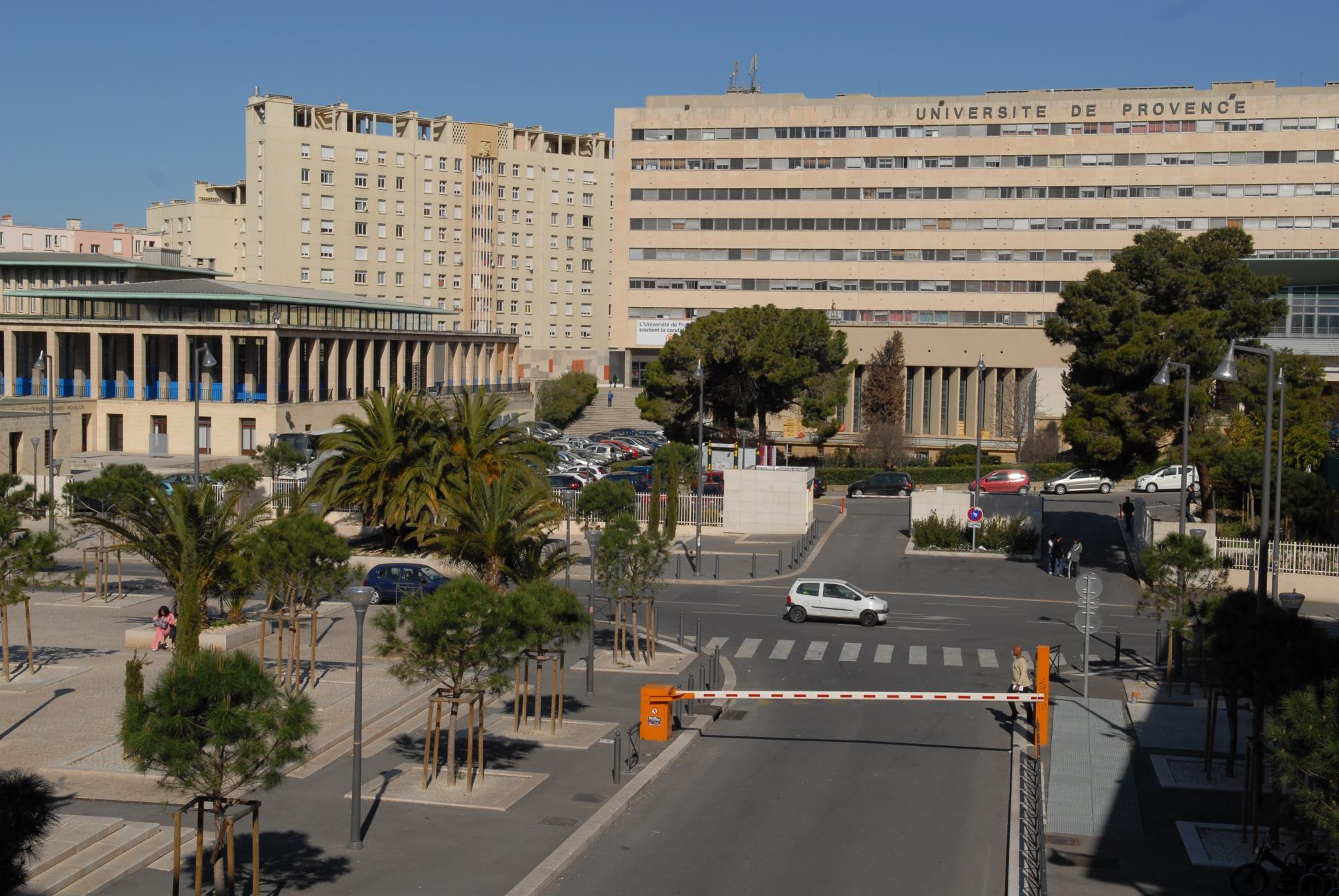 AMU - Aix Marseille Université (Saint-Charles)