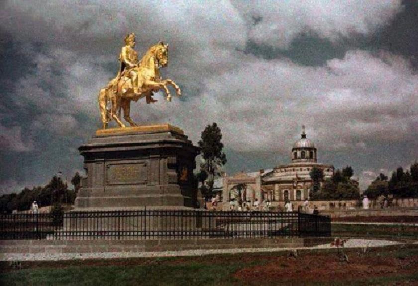 Statue_of_Menelik_II